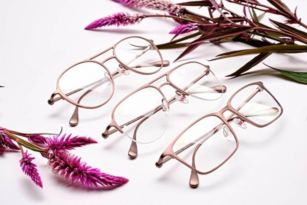maui jim eyeglasses pink