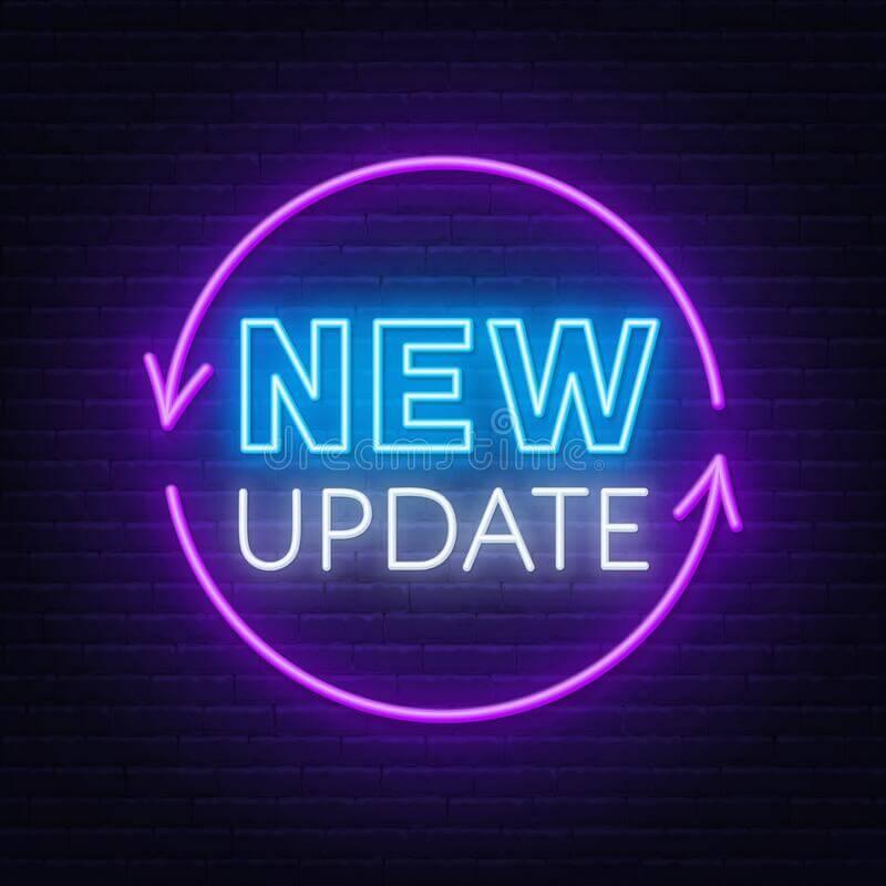 new-update-neon-sign-dark-background-brick-wall-172475760