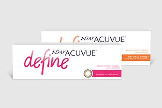 Acuvue DEFINE Contact Lenses Thumbnail