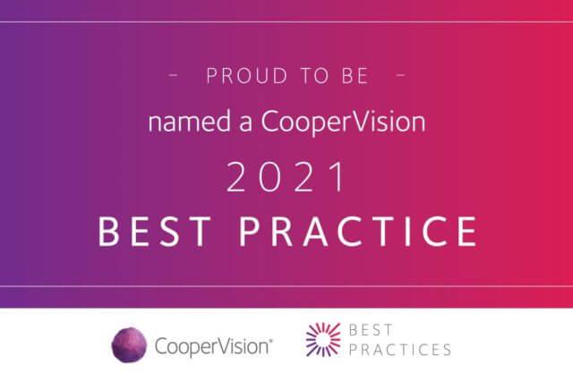 Eye Doctor in Kent, Washington - Best Practice Award