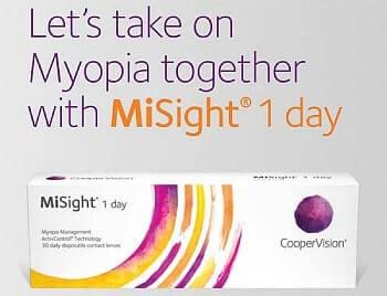 MiSight 1day