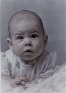 SteveJacobs Terri Baby Photo BWish