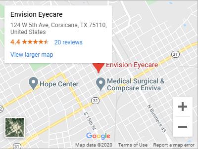 Envision Eyecare Google Maps