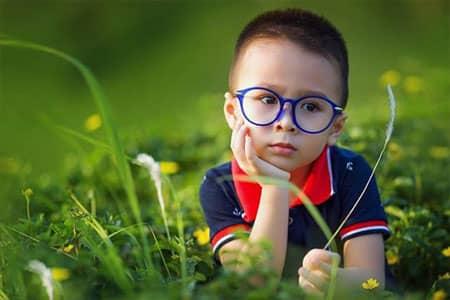 Nearsighted Children img