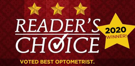 Readers Choice Awards 2020