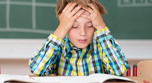 Boy Trouble Learning