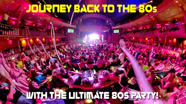 The 80s Cruise - The Ultimate 80s Party!