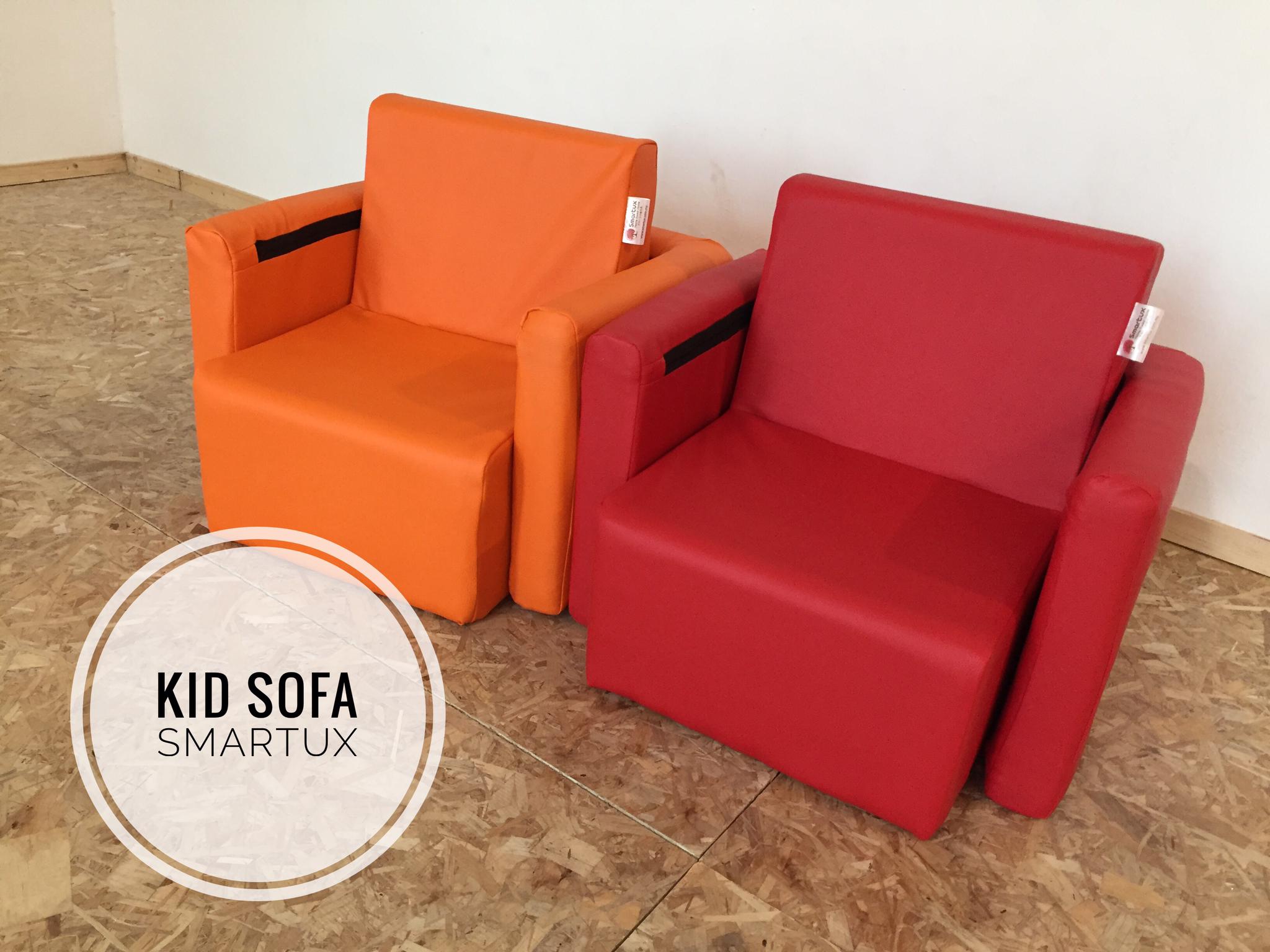 Smartux Furniture Futon Foldable Sofa