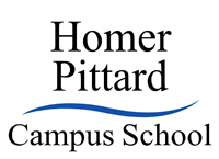 Image result for homer pittard campus school logo