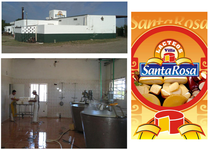 """Santa Rosa"" Dairy Production Plant"