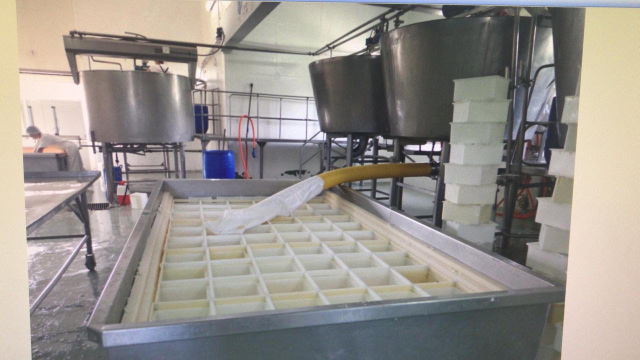 Dairy Production Line Inoxa