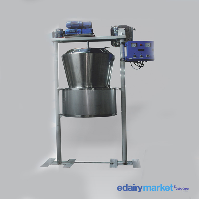 """Omega"" Equipment for the Production Milk Caramel (100-1000 lts)"
