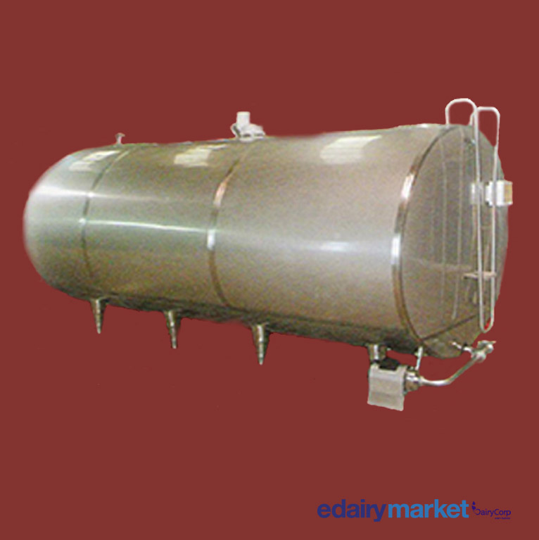 Milk cooling tanks INOXA