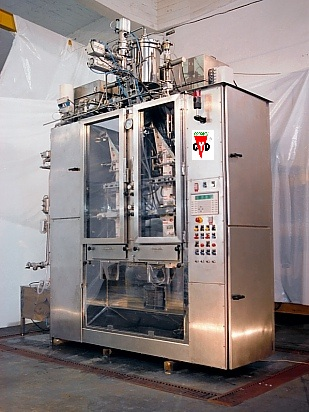 "Packaging machines ""Cotraydi"""