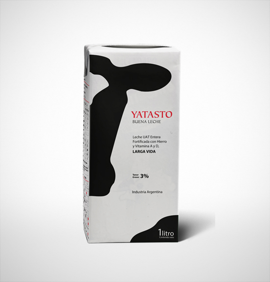 "Long Life Milk ""Yatasto"""