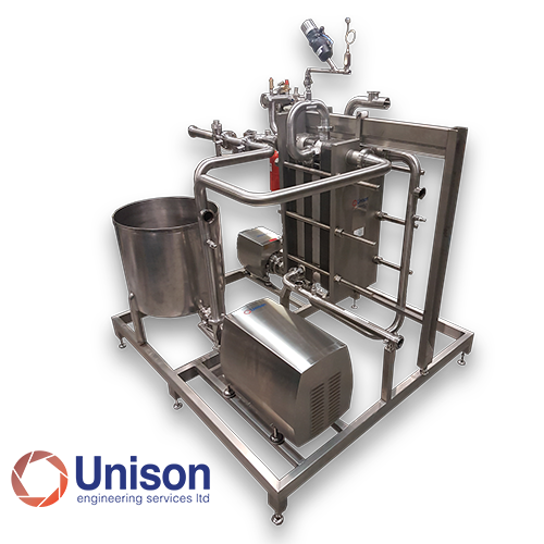 "50,000 Litre Pasteuriser ""Unison Engineering"""