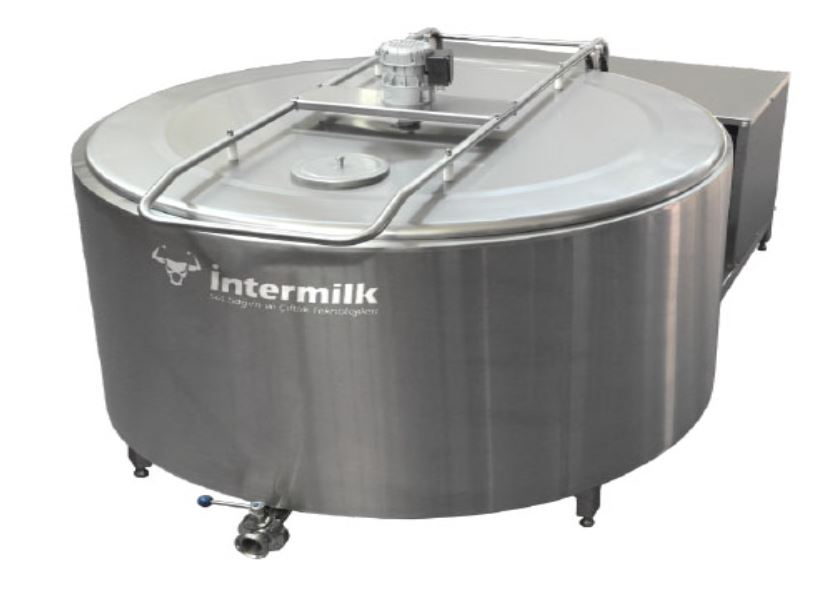 Intermilk Coling Tanks