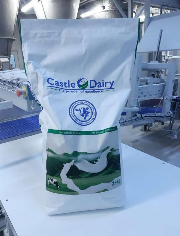 "Skim Milk Powder ""Castle Dairy"""