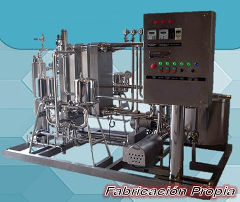 """Milk Pasteurizers """"MAT Industrial"""""""