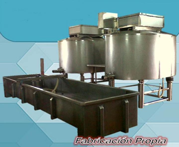 "Cheese Making Equipment ""MAT Industrial"""