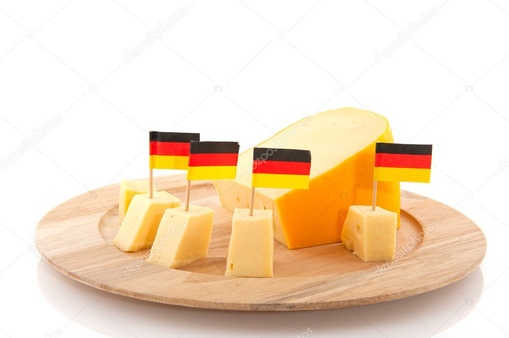 German Gouda Cheese