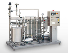 Dairy Plant 500 LPH / 5000 Ltr per day