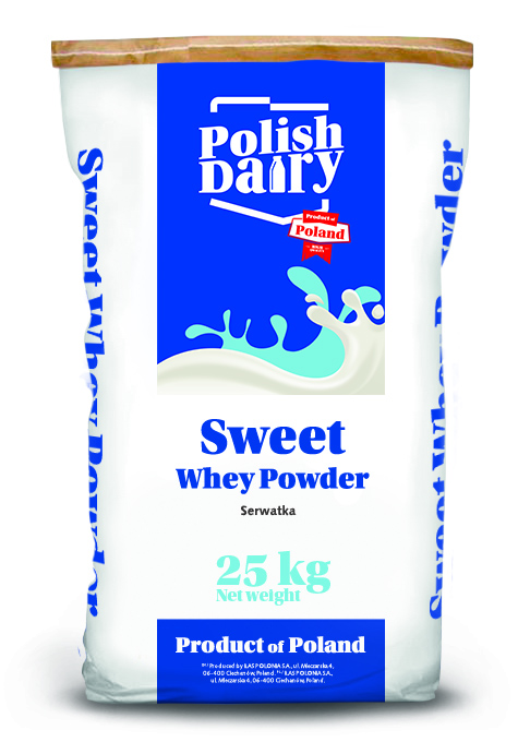 "Sweet Whey Powder ""POLISH DAIRY"""