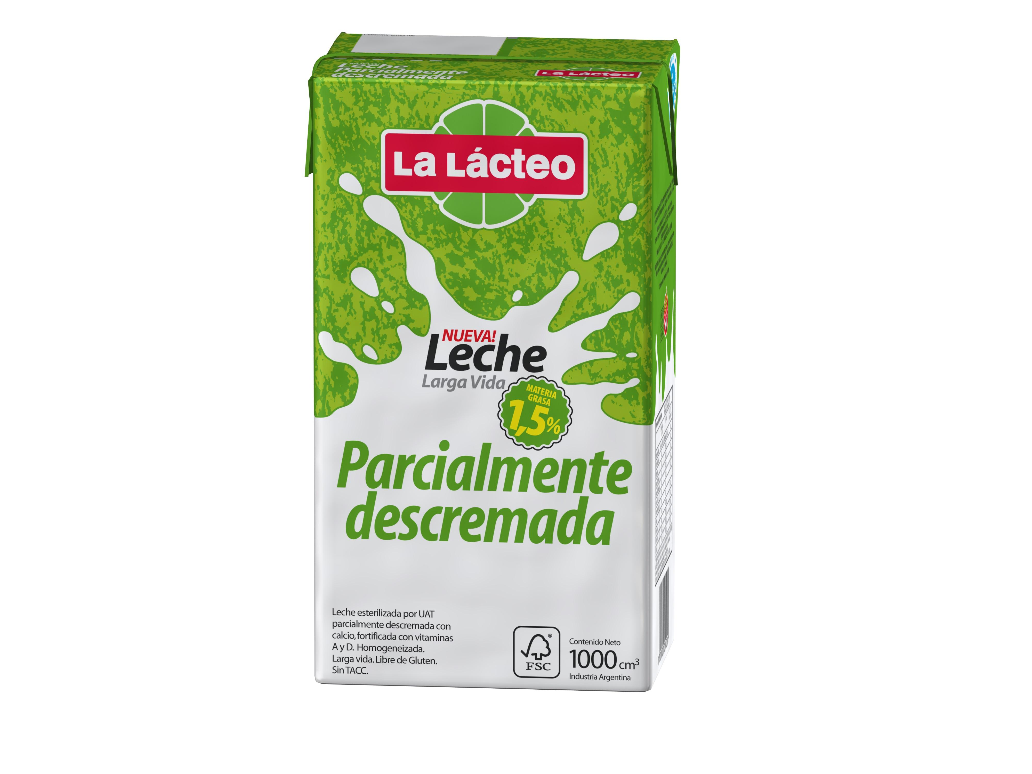 """Semi Skimmed Milk """"La Lacteo"""""""