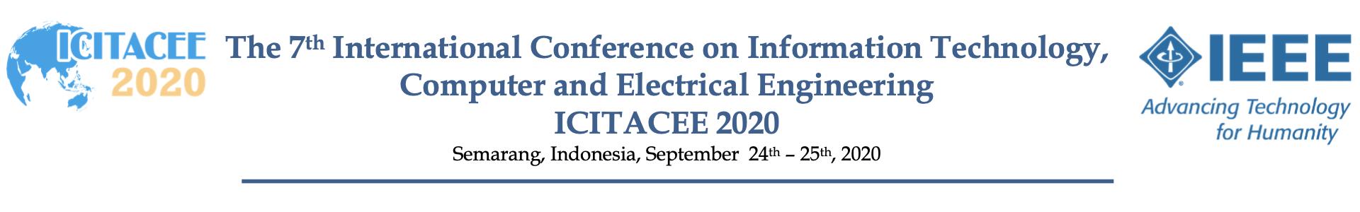 2020 7th ICITACEE