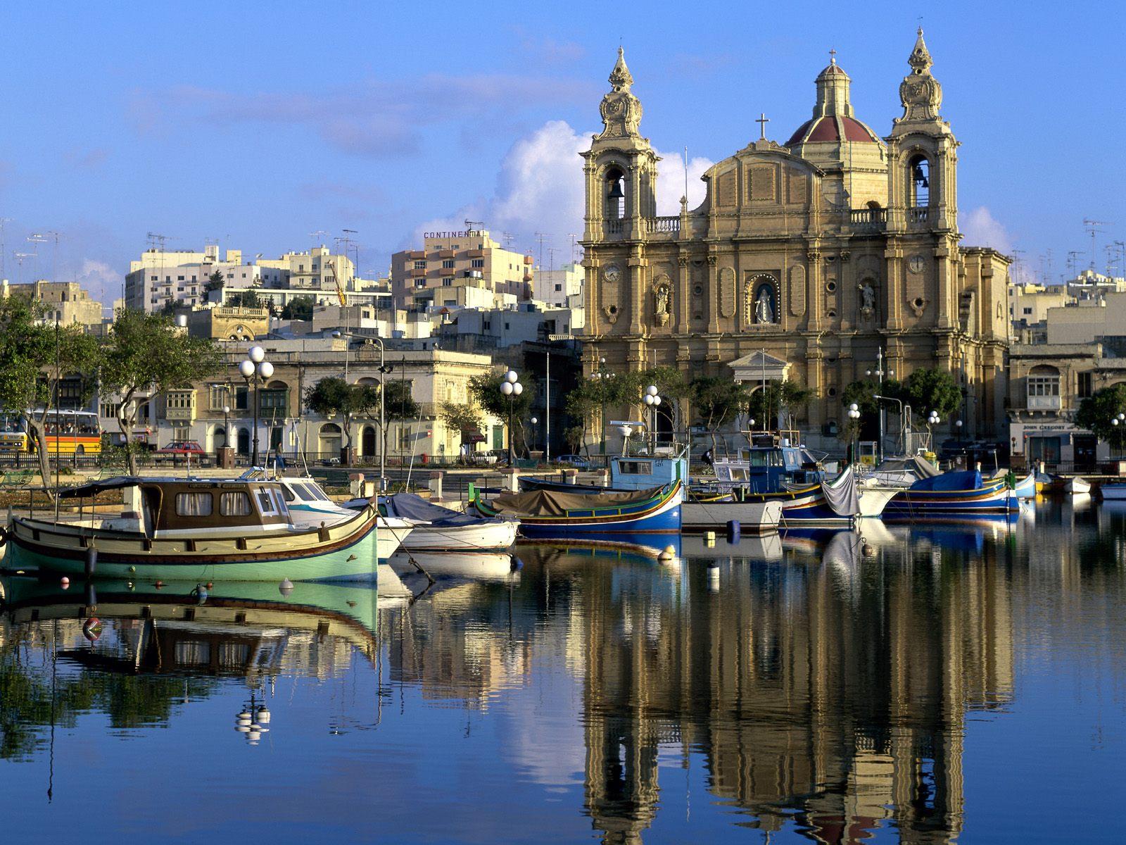 Malta – here I come!