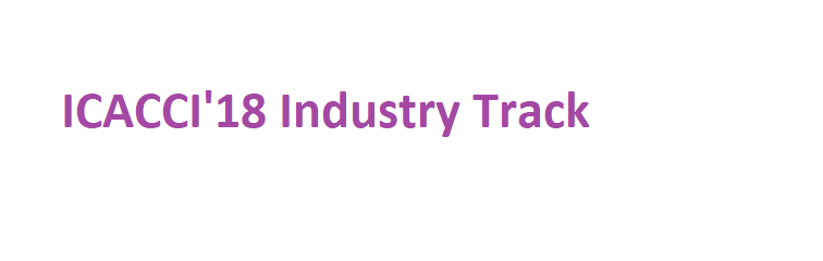 ICACCI Industry Track-2018