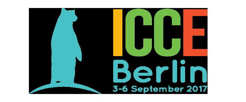 ICCE-Berlin 2017 logo