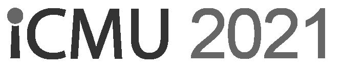 ICMU2021