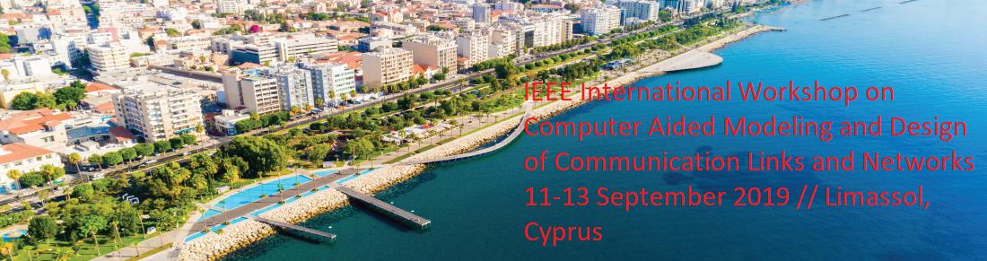IEEE CAMAD 2020