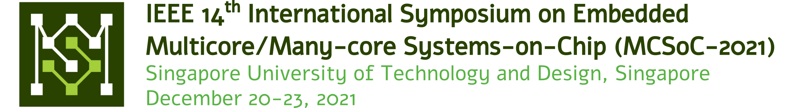 IEEE MCSoC-2021