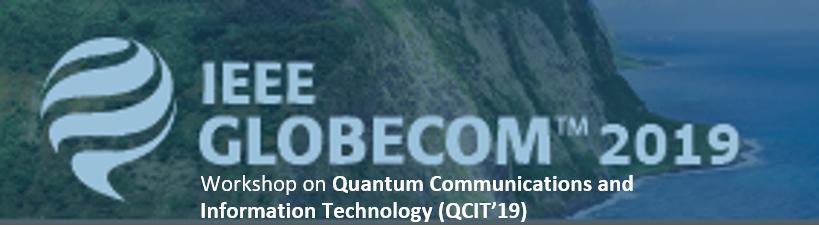 GC 2019 Workshop - QCIT