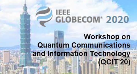 GC 2020 Workshop - QCIT