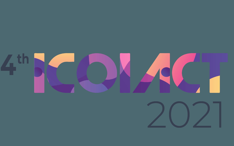 4th ICOIACT 2021 logo