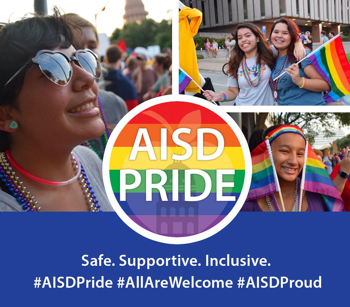 Austin ISD Pride