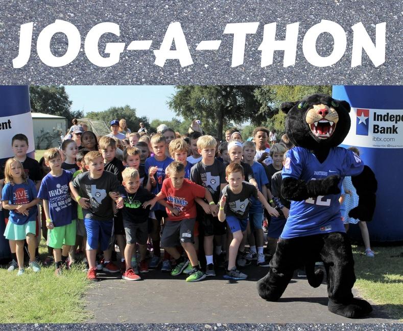 2018 South Bosque Elementary Jog-a-Thon