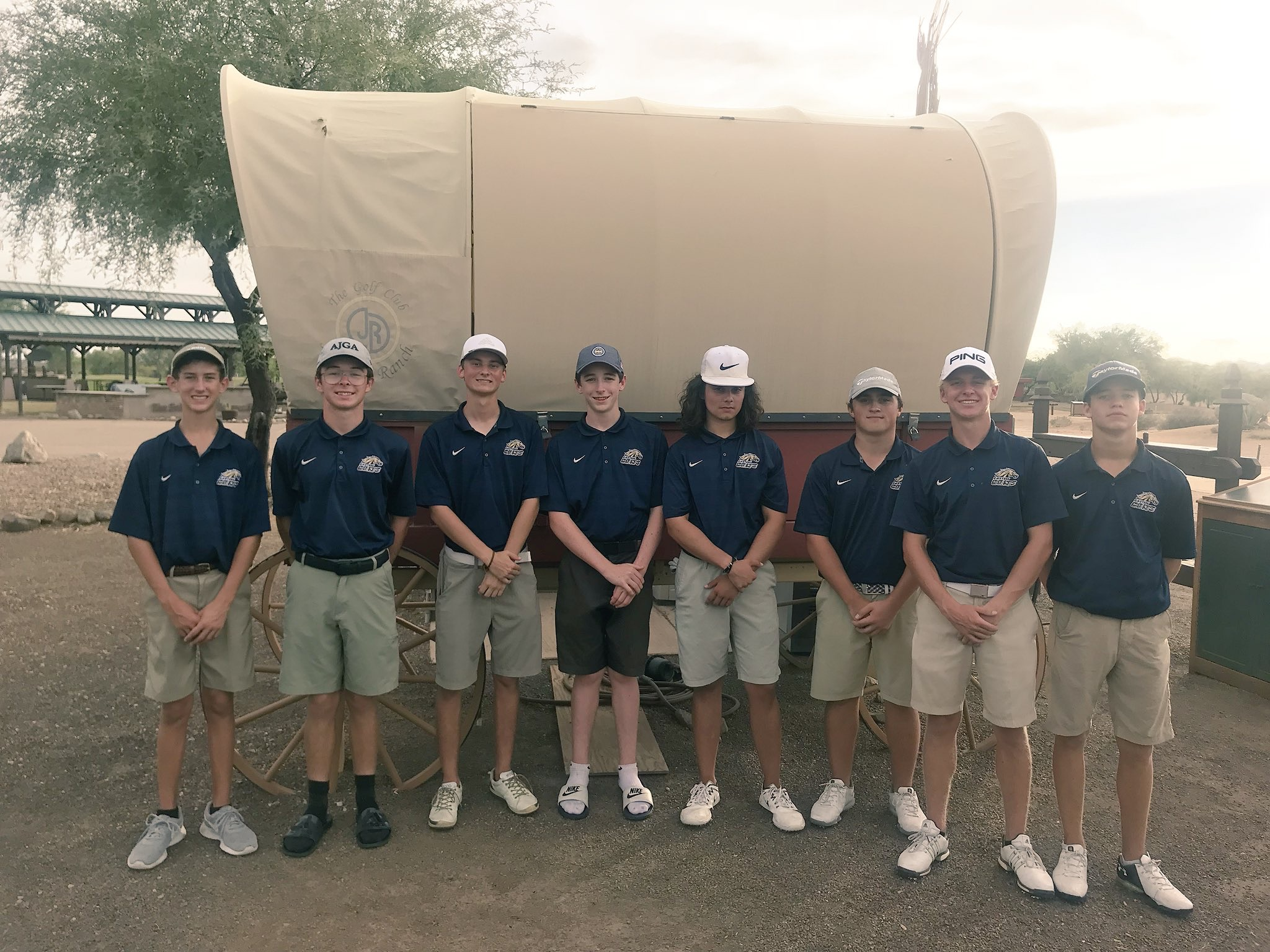 ROAD TO STATE!! Casteel Colts Men's Golf Team Fundraiser