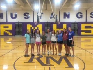 RMHS Girls' Basketball Pledge Drive