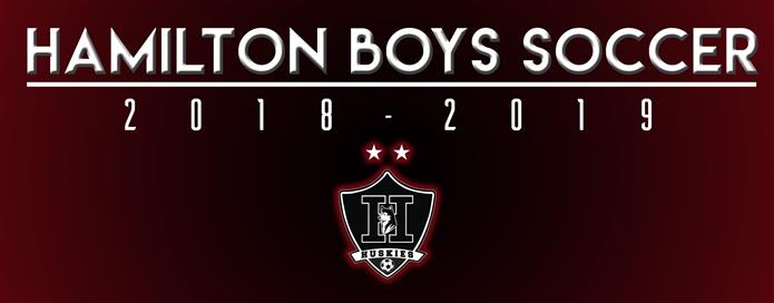 HHS Boys Soccer 2018/2019