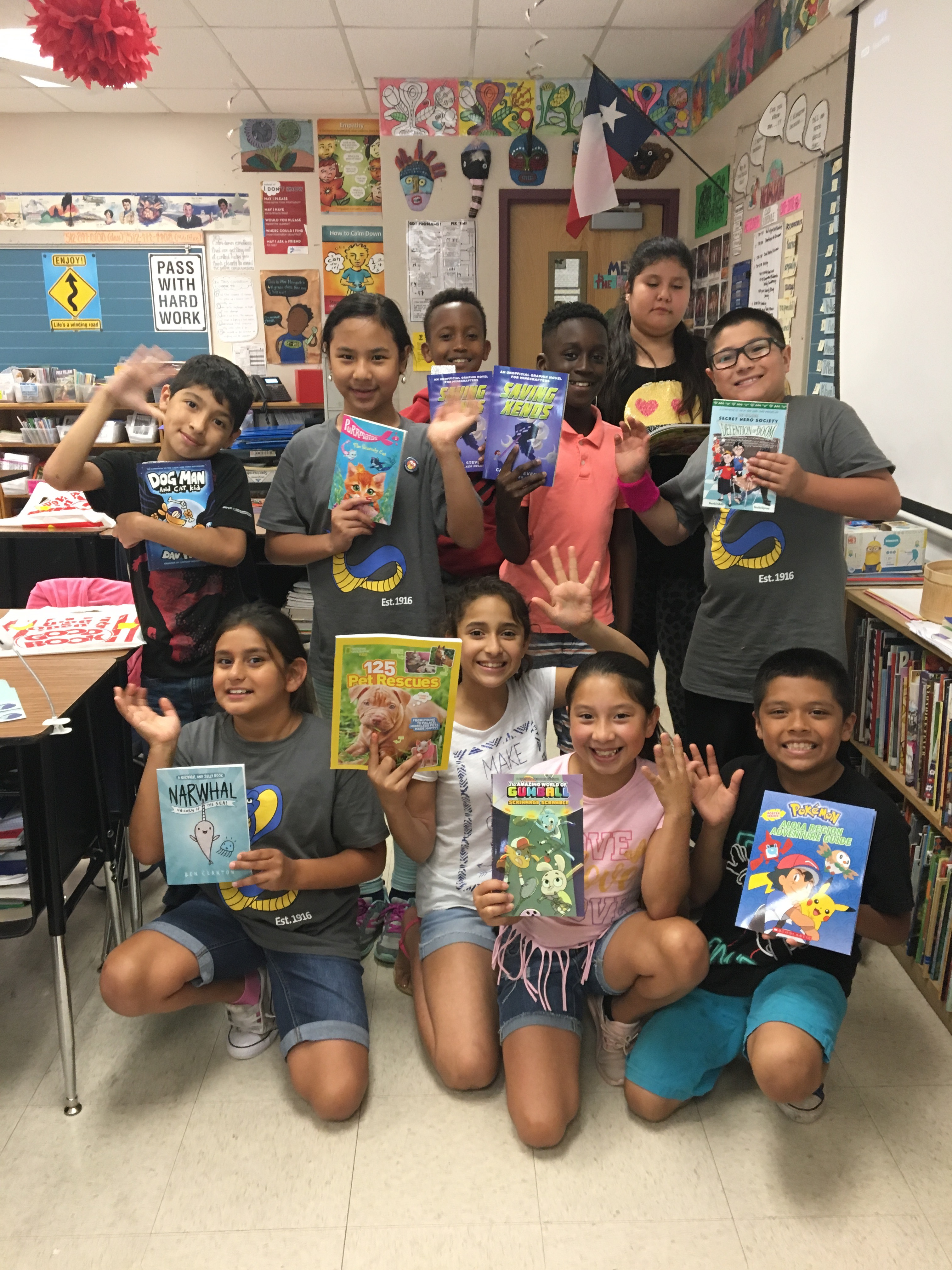 Metz Elementary: Legacy Book Project