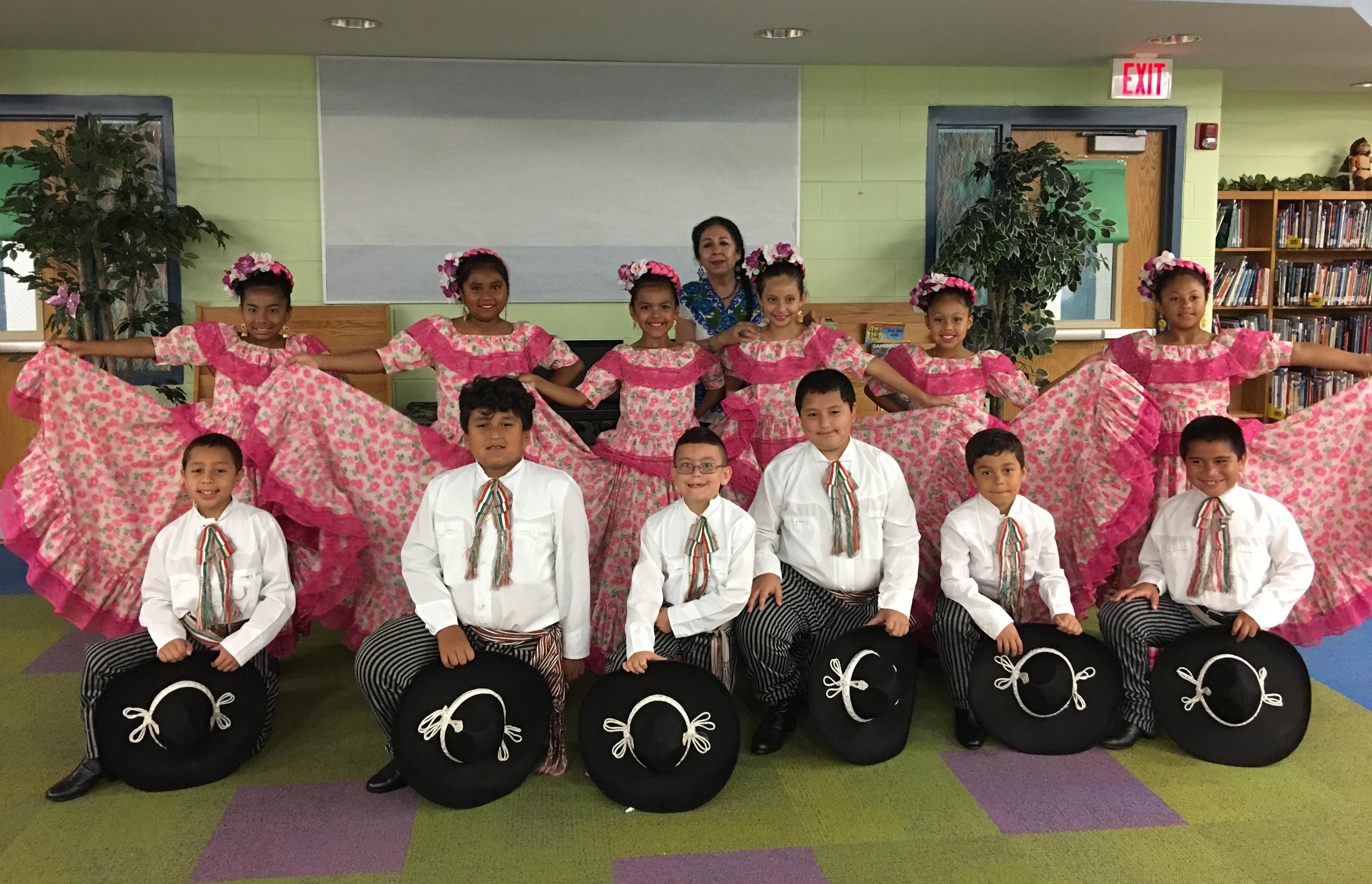 Casey Elementary Ballet Folklorico Fundraiser