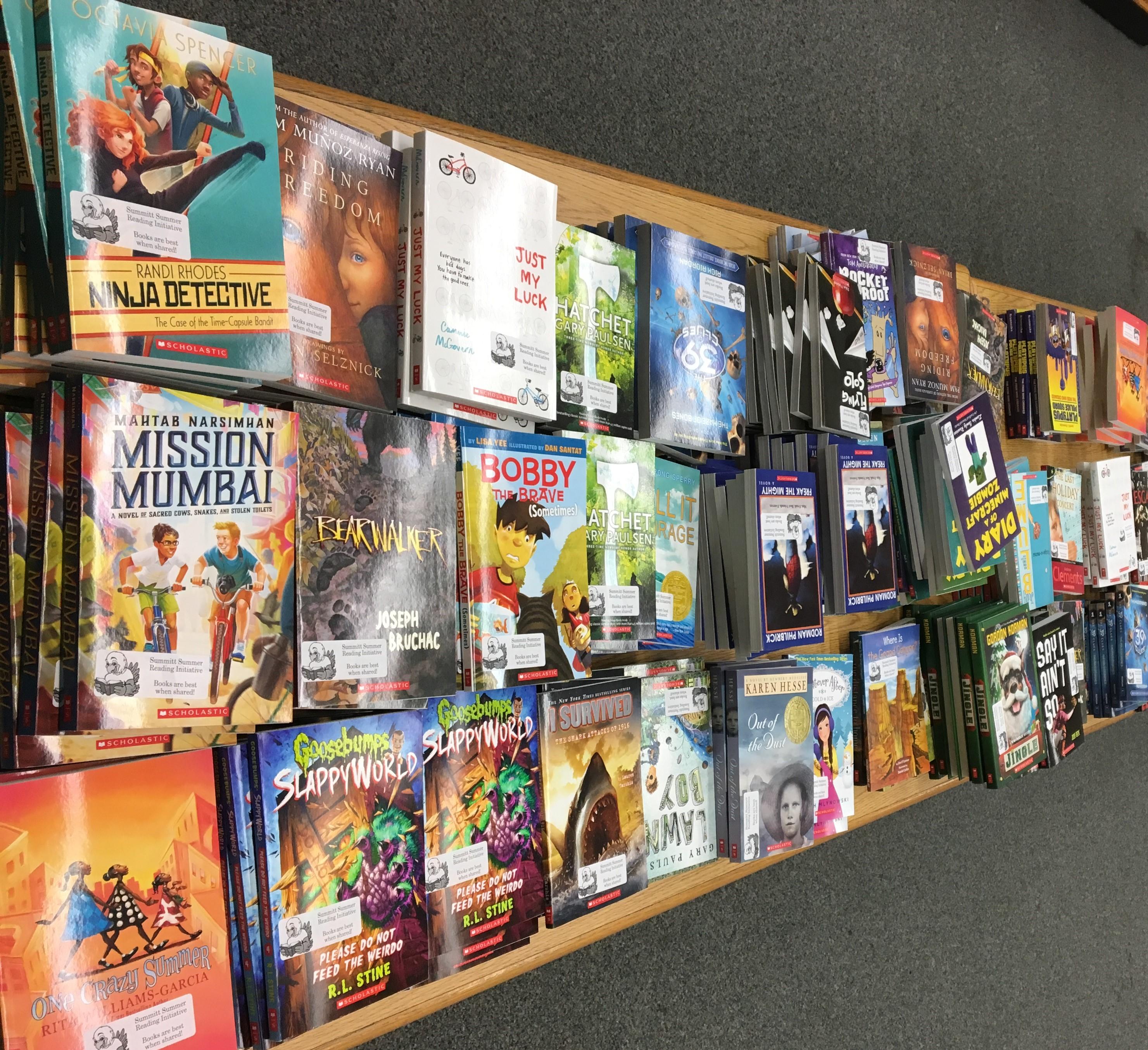 Summitt Summer Reading Initiative