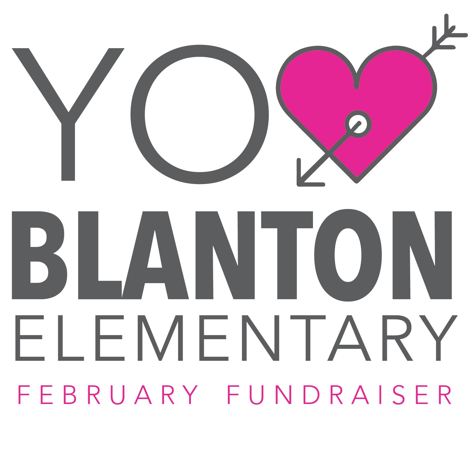 Blanton February Fundraiser