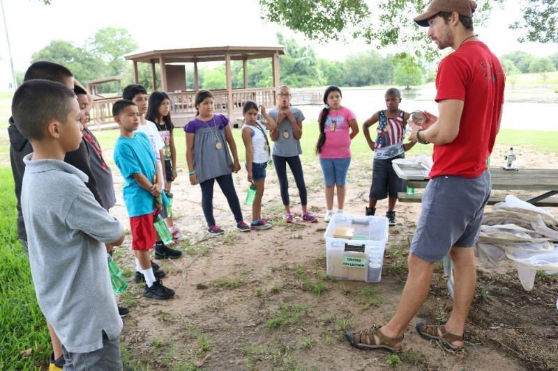 The Outdoor School: Leadership, Science, Writing & Memories