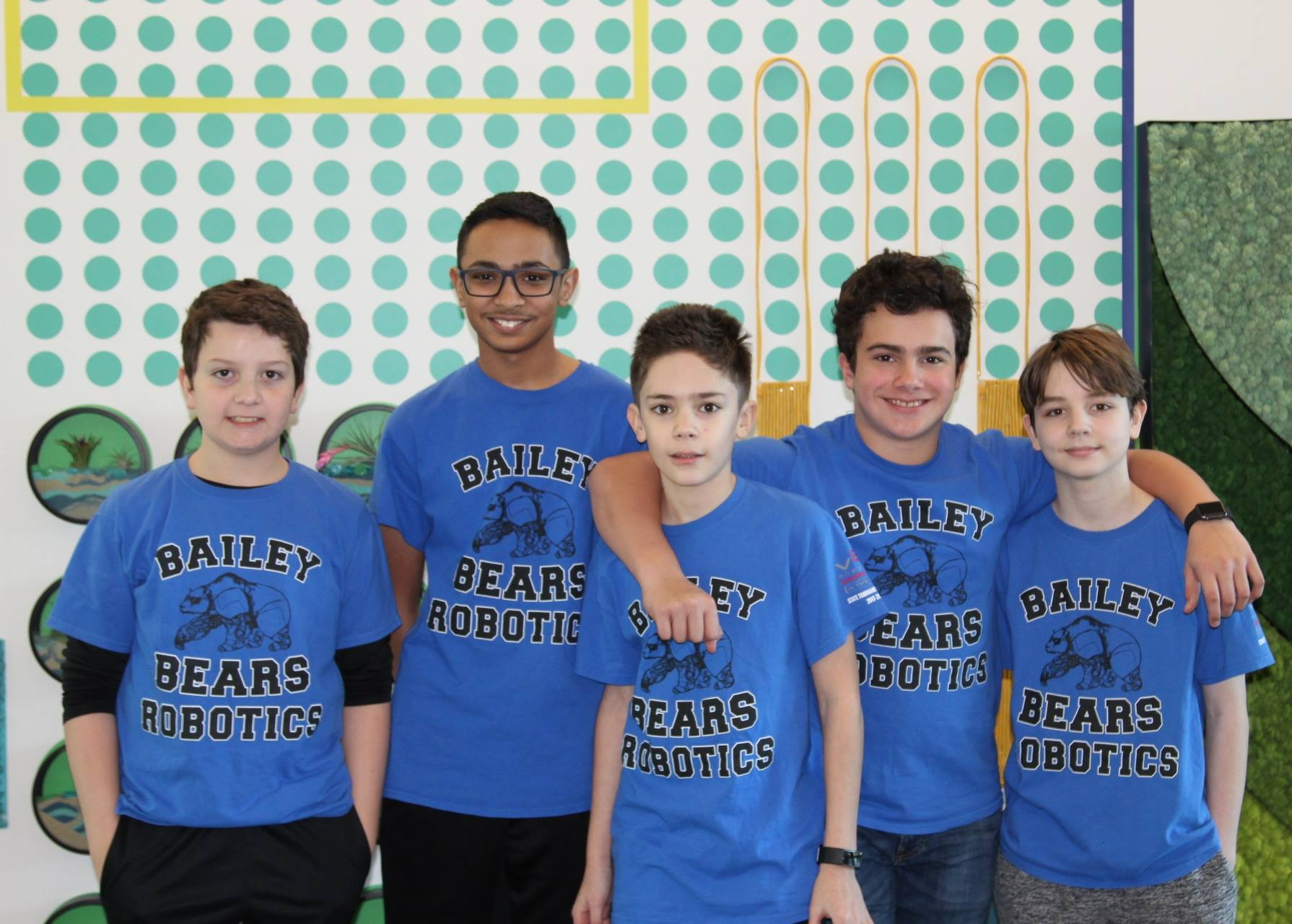 Bailey Robotics Needs Your Help!