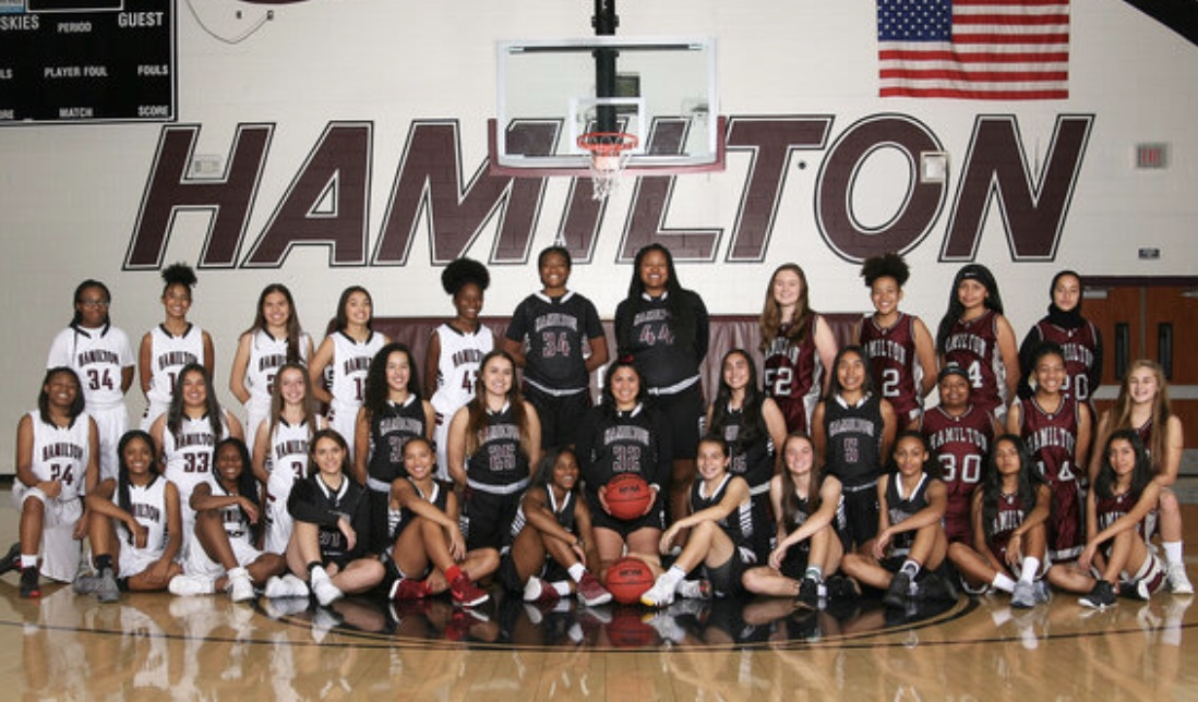 Back the Pack!--Support Hamilton Lady Huskies Basketball